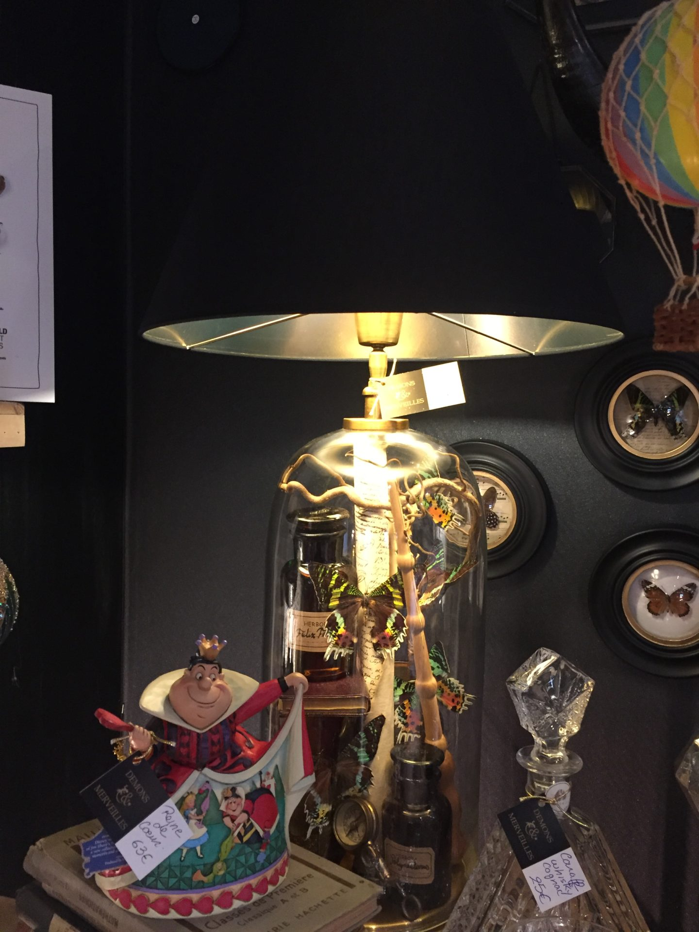 Lampe Magicien